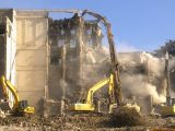 Cargills Storage Facility Demolition